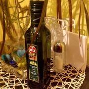 Жареный сыр с салатом из фасоли и маслин (haloumi saganaki)  – пошаговый рецепт с фотографиями