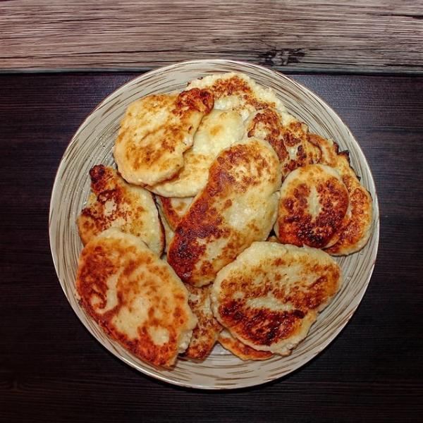 Сырники из творога на сковороде  – пошаговый рецепт с фотографиями