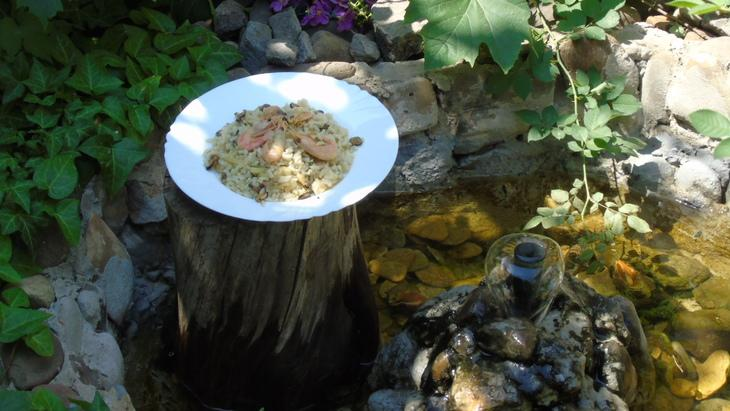 Ризотто с морепродуктами – пошаговый рецепт с фотографиями