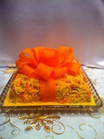 Салат из редьки и моркови – пошаговый рецепт с фотографиями