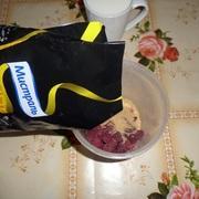 Молочный коктейль с малиной – пошаговый рецепт с фотографиями