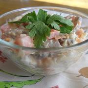 Голландский салат из чайной ложки – пошаговый рецепт с фотографиями