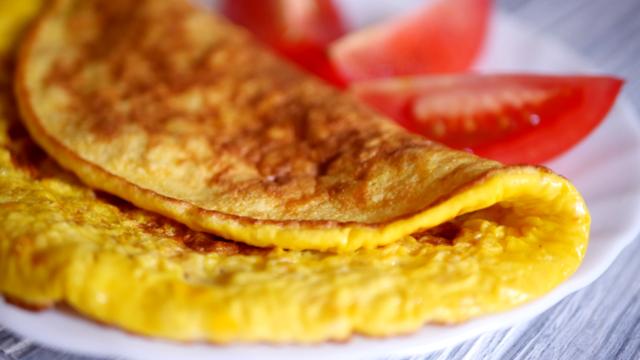 Новый вариант завтрака из яиц – пошаговый рецепт с фотографиями