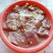 Шашлык с мёдом и кориандром, маринованный в белом квасе – пошаговый рецепт с фотографиями