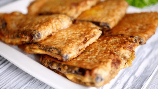 Горячие бутерброды без хлеба – пошаговый рецепт с фотографиями