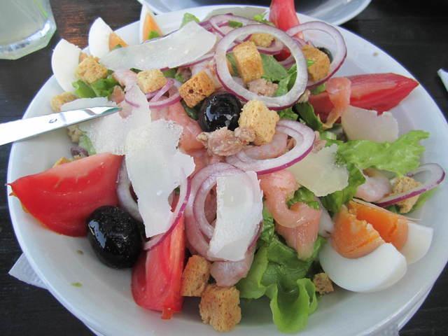 Салат атлантико – пошаговый рецепт с фотографиями