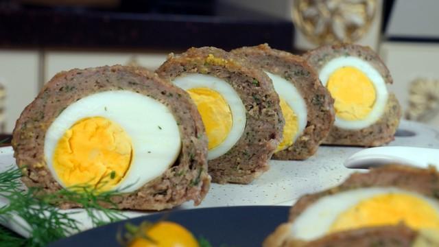 Котлета бычье яйцо с сюрпризом – пошаговый рецепт с фотографиями