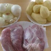 Картошка с мясом – пошаговый рецепт с фотографиями