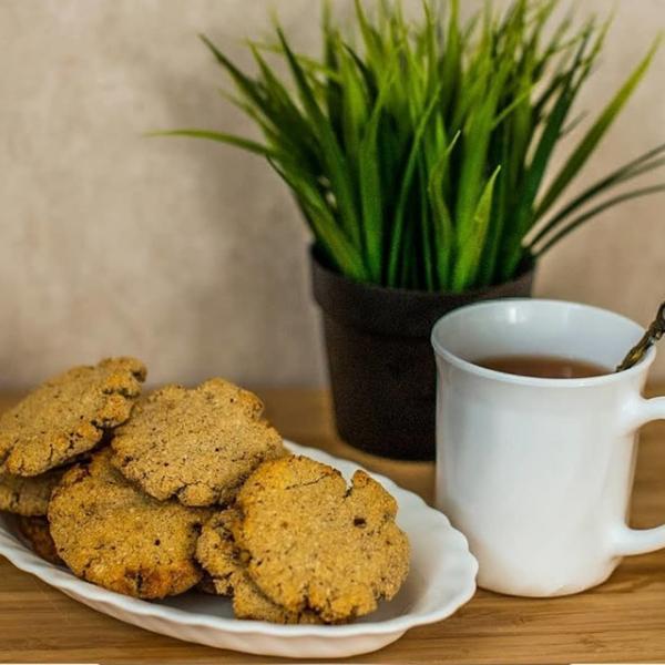 Полезное кокосовое печенье с бананами и финиками  – пошаговый рецепт с фотографиями