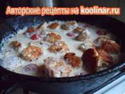 Паста с куриными фрикадельками в томатных сливках – пошаговый рецепт с фотографиями