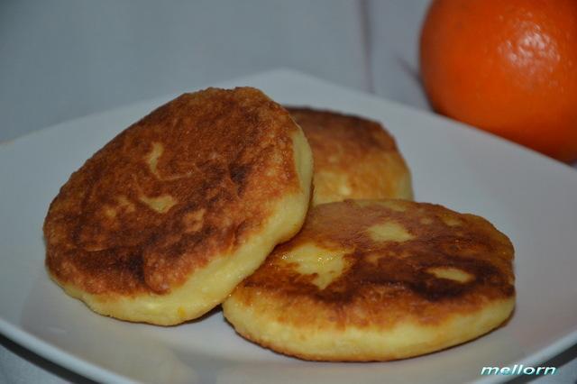 Сырники апельсиновые – пошаговый рецепт с фотографиями