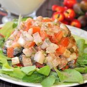 Салат с селедкой (я + серж маркович) – пошаговый рецепт с фотографиями