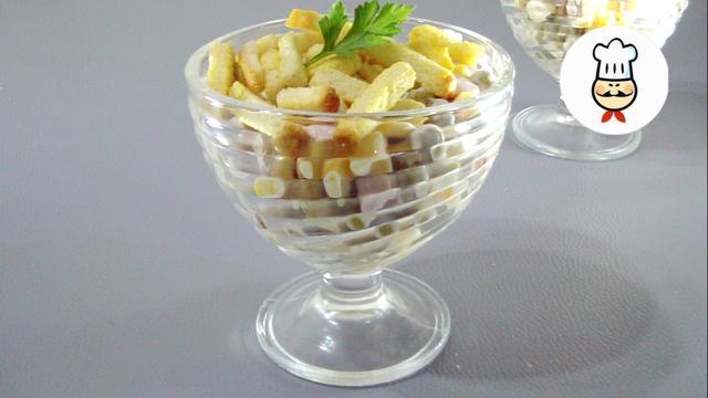 Салат лорик – пошаговый рецепт с фотографиями