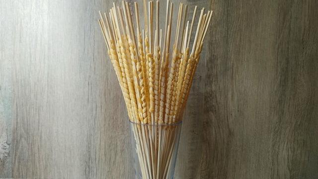 Домашние макароны - спиральные завитки – пошаговый рецепт с фотографиями