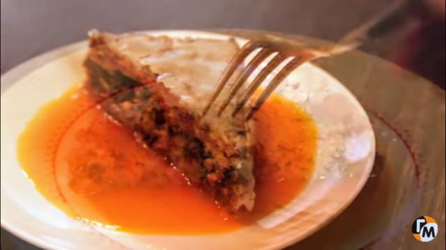 Морковный торт – пошаговый рецепт с фотографиями