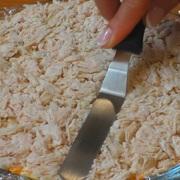 Слоеный салат грибная поляна – пошаговый рецепт с фотографиями