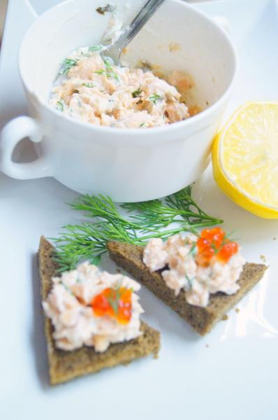 Рийет из красной рыбы. – пошаговый рецепт с фотографиями