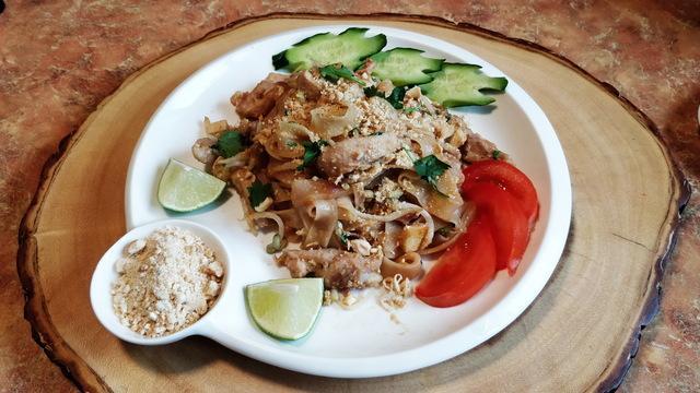 Пад тай с курицей и яйцом (pad thai) – пошаговый рецепт с фотографиями