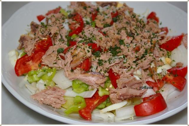 Испанский картофельный салат, самый простой с секретами!  – пошаговый рецепт с фотографиями