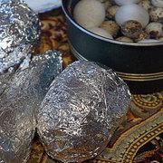Салат оливье с перепелами и телячьим языком – пошаговый рецепт с фотографиями