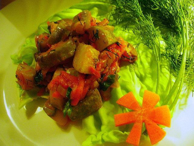 Соте из кабачков – пошаговый рецепт с фотографиями