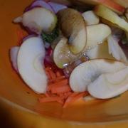 Хрустящий мавританский салат – пошаговый рецепт с фотографиями
