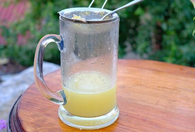 Лимонад - минимум сахара – пошаговый рецепт с фотографиями