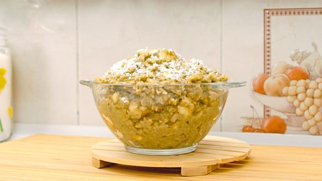 Овсяная каша на кокосовом молоке с зелёным чаем – пошаговый рецепт с фотографиями
