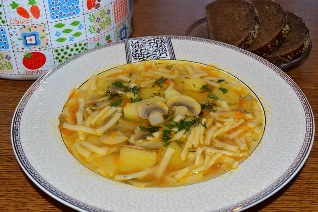 Сытный суп за 20 минут – пошаговый рецепт с фотографиями