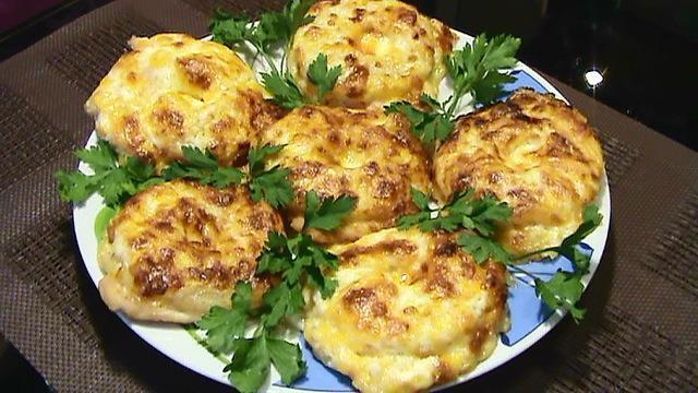 Куриное филе с ананасом  – пошаговый рецепт с фотографиями