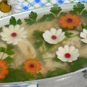 Заливное из судака – пошаговый рецепт с фотографиями