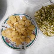 Винегрет с пророщенным машем и маринованными шампиньонами – пошаговый рецепт с фотографиями