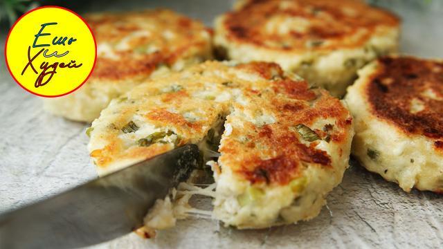 Несладкие сырники с зеленью – пошаговый рецепт с фотографиями