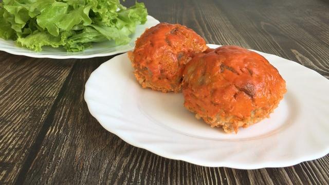 Мясные шарики под соусом – пошаговый рецепт с фотографиями