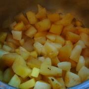 Яблочные сырники в овсяной панировке фм – пошаговый рецепт с фотографиями