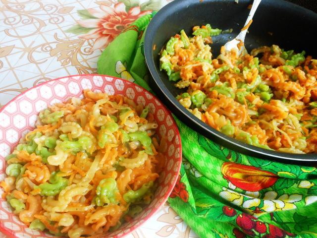 Ароматные макароны с чесноком – пошаговый рецепт с фотографиями