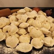Пельмени с необычной начинкой – пошаговый рецепт с фотографиями