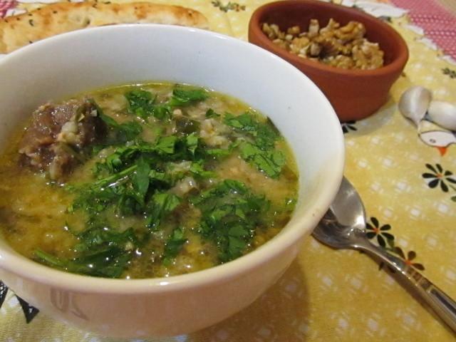 Суп-харчо по-мегрельски – пошаговый рецепт с фотографиями