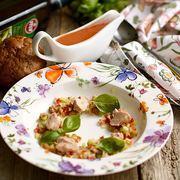 Андалузское гаспачо с печенью трески – пошаговый рецепт с фотографиями