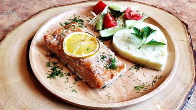 Рыба в духовке за 15 минут – пошаговый рецепт с фотографиями