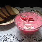 Свекольник холодный с крабовым мясом – пошаговый рецепт с фотографиями