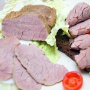 Сэндвич с копчёной говядиной. коптим дома. – пошаговый рецепт с фотографиями