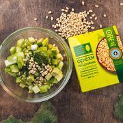 Зеленый салат с кедровыми орехами – пошаговый рецепт с фотографиями