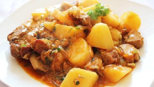 Жаркое по домашнему! roast at home – пошаговый рецепт с фотографиями