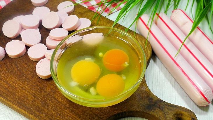 Пышный завтрак из яиц для всей семьи – пошаговый рецепт с фотографиями
