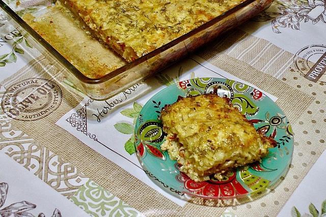 Картофельная запеканка с куриным фаршем запеченная в духовке – пошаговый рецепт с фотографиями