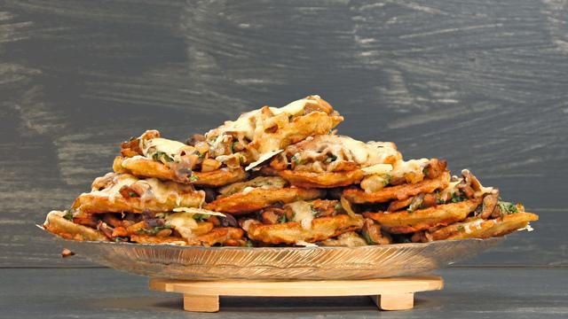 Драники с грибами и сыром в духовке – пошаговый рецепт с фотографиями