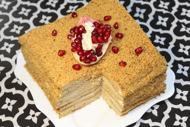 Торт – пошаговый рецепт с фотографиями