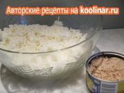 Рисовый салат с тунцом – пошаговый рецепт с фотографиями