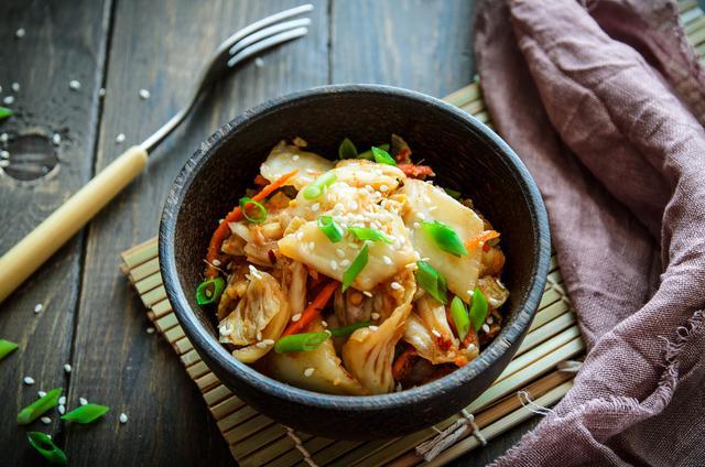 Кимчи из пекинской капусты – пошаговый рецепт с фотографиями